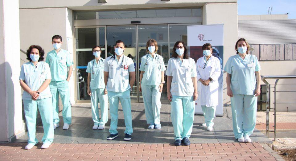 Torrevieja, tercer hospital de España en conseguir la certificación de la consulta de Enfermedad Renal Crónica Avanzada 6