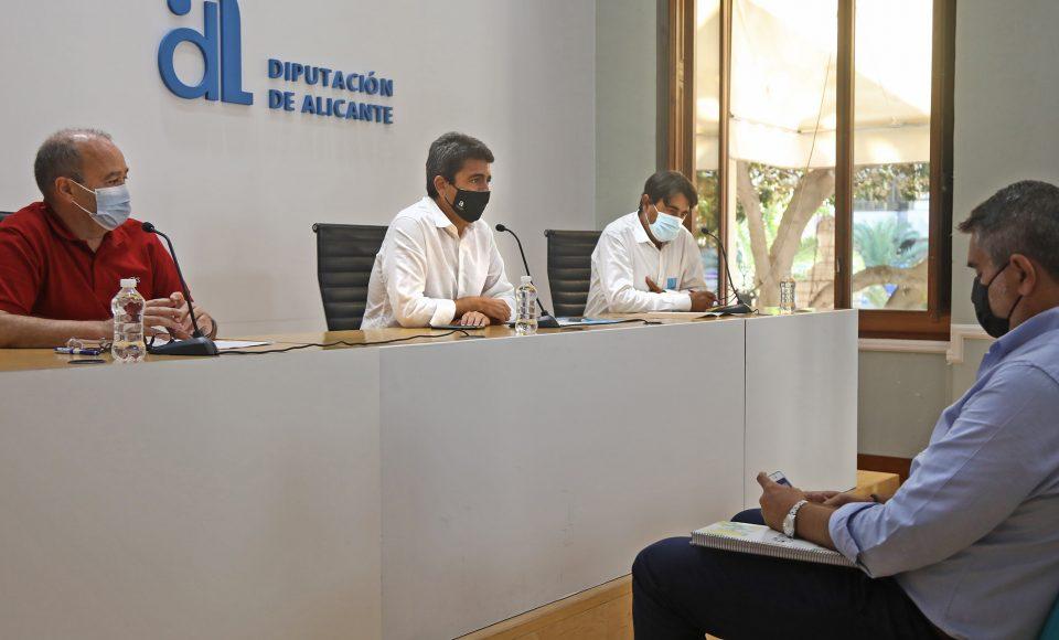 Recursos judiciales y movilizaciones contra el Real Decreto que recorta el Trasvase 6