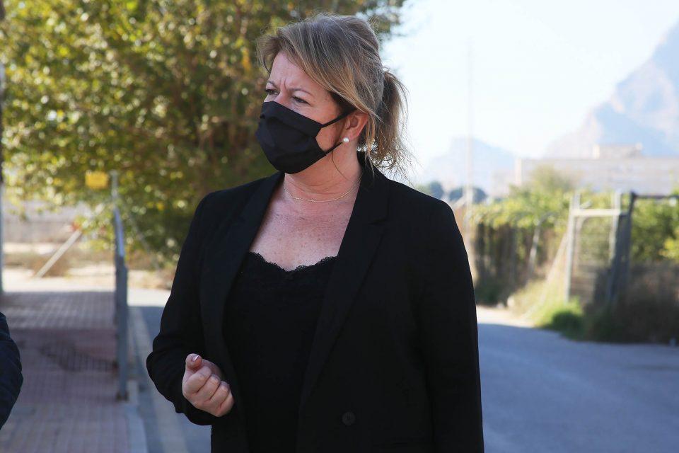 """Ana Serna: """"No nos vale que Puig diga que defiende el trasvase si no se une al frente común"""" 6"""
