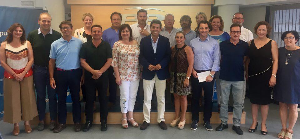 El Partido Popular de Alicante ya tiene diputados provinciales 6