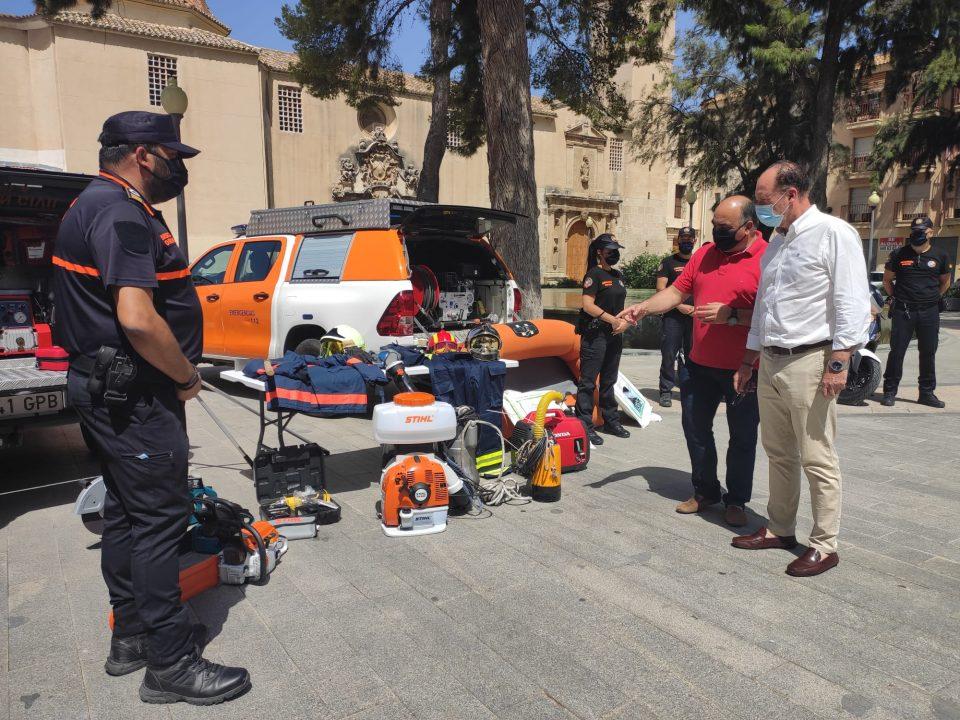 Orihuela despliega un dispositivo de emergencias para un verano seguro 6