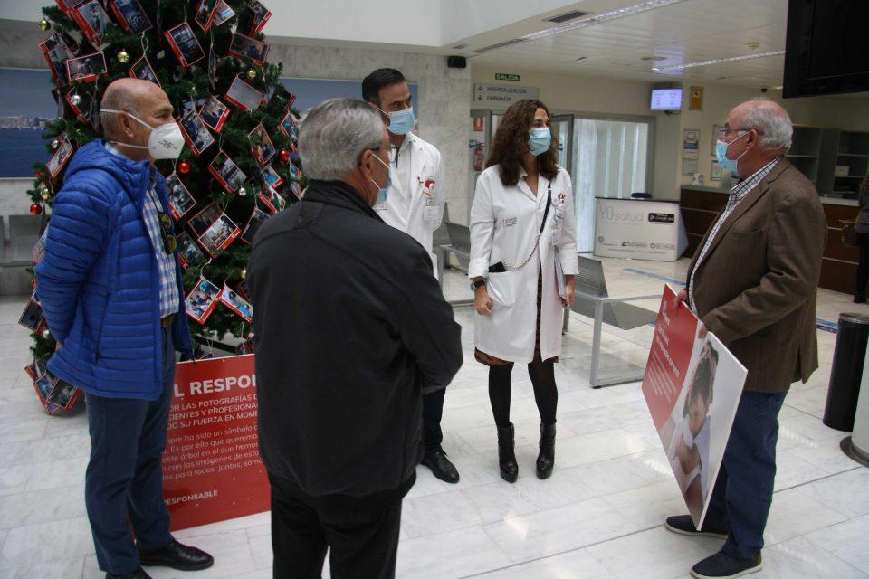 El Hospital de Torrevieja dona 6.000 kilos de productos de necesidad a Alimentos Solidarios 6