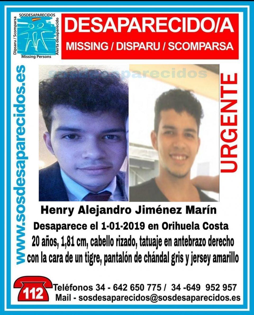 Protección Civil reanuda la búsqueda del joven desaparecido en Orihuela Costa 6