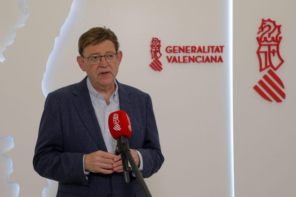 Ximo Puig anuncia el inicio de la vacunación de las personas de entre 20 y 29 años 6