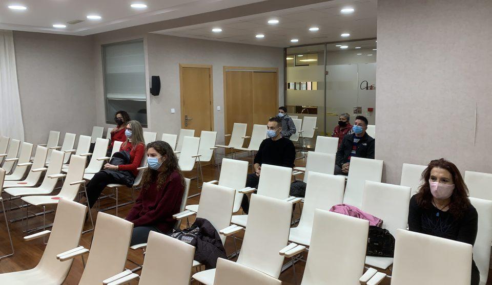 El programa ECOVID permite la contratación de 9 personas en Guardamar 6