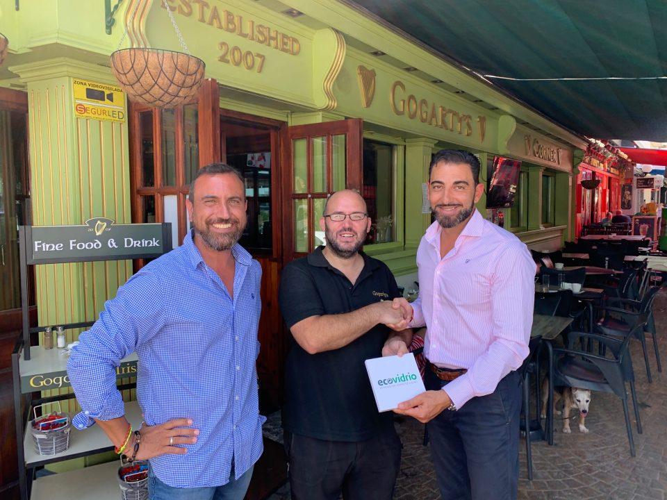 """""""Movimiento Banderas Verdes"""" premia a los hosteleros de Orihuela y Torrevieja 6"""