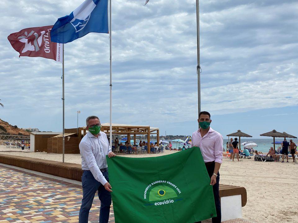 Orihuela optará este verano a conseguir la Bandera Verde de Ecovidrio 6