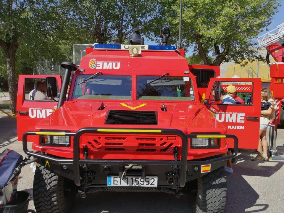 Los militares se dirigen a la Vega Baja 6