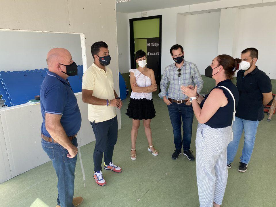 Educación inicia las obras de aulas de dos años en La Campaneta y el Raiguero de Bonanza 6
