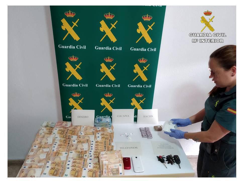 Desmantelado un grupo criminal que traficaba con drogas en Torrevieja 6