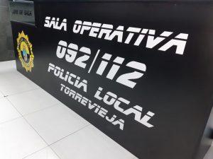 La Policía Local de Torrevieja moderniza su sala operativa 092/112 8