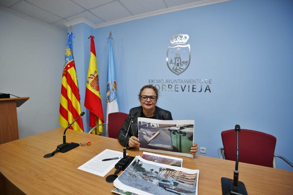 Torrevieja recoge este verano 200.000 kg más de enseres que en 2018 6