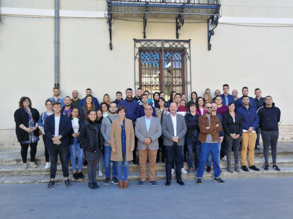 El Ayuntamiento de Orihuela contrata a 40 jóvenes durante un año 6