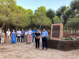 """El área recreativa """"Lo Albentosa"""" recibe el nombre de """"José Eduardo Gil Rebollo"""" 7"""