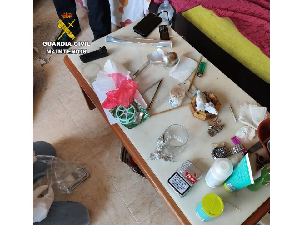 """Desmantelados dos """"narco-pisos"""" en Almoradí 6"""