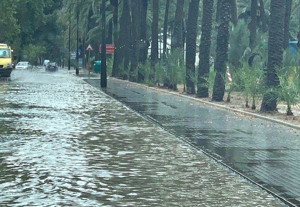 El PSOE de Orihuela culpa al Ayuntamiento de las inundaciones 6