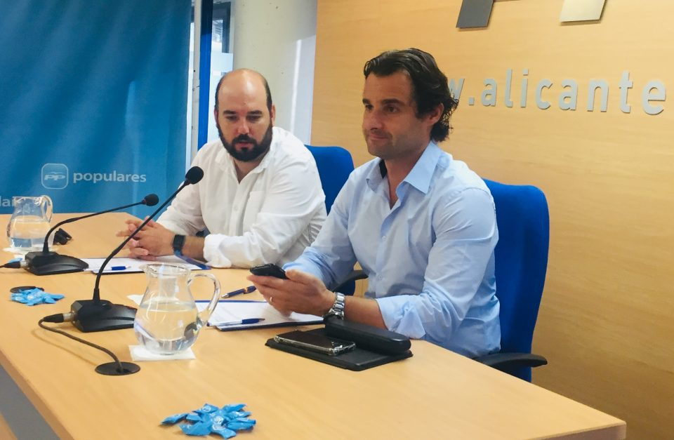 El PP provincial elige a Rául Dalmau director de campaña de las elecciones generales 6