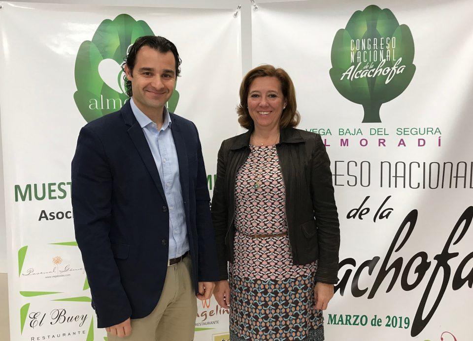 El Patronato de Turismo apuesta por el Congreso Nacional de la Alcachofa 6