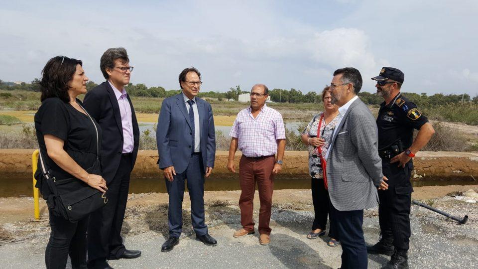 San Fulgencio pide ayudas a la Generalitat para paliar los daños de la gota fría 6