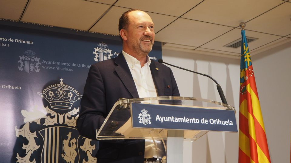 Orihuela llevará al pleno la aclaración del deslinde con Rafal 6