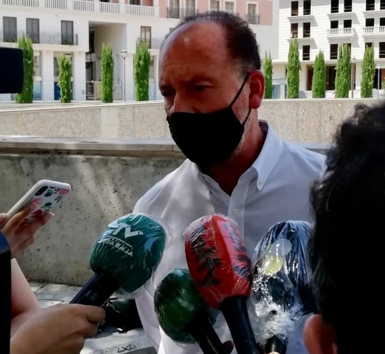 El alcalde de Orihuela informa de la situación actual de la COVID-19 en la ciudad 6