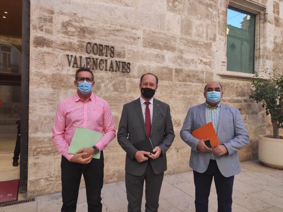 Bascuñana reclama actuaciones urgentes en la Comisión de la Dana en las Cortes Valencianas 6
