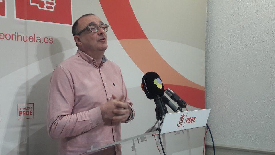El edil socialista Emilio Zaplana no podrá cobrar más de 17.500 euros al año 6