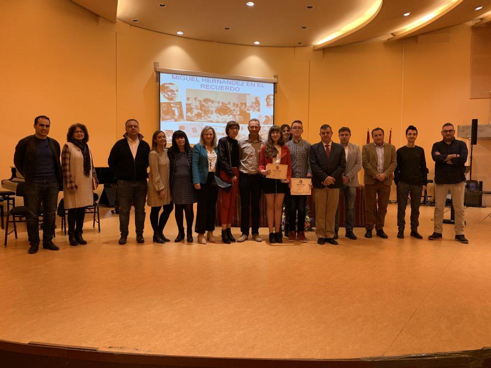 """La Fundación Miguel Hernández colabora en el Certamen de Poesía """"Viento del Pueblo"""" de Cartagena 6"""