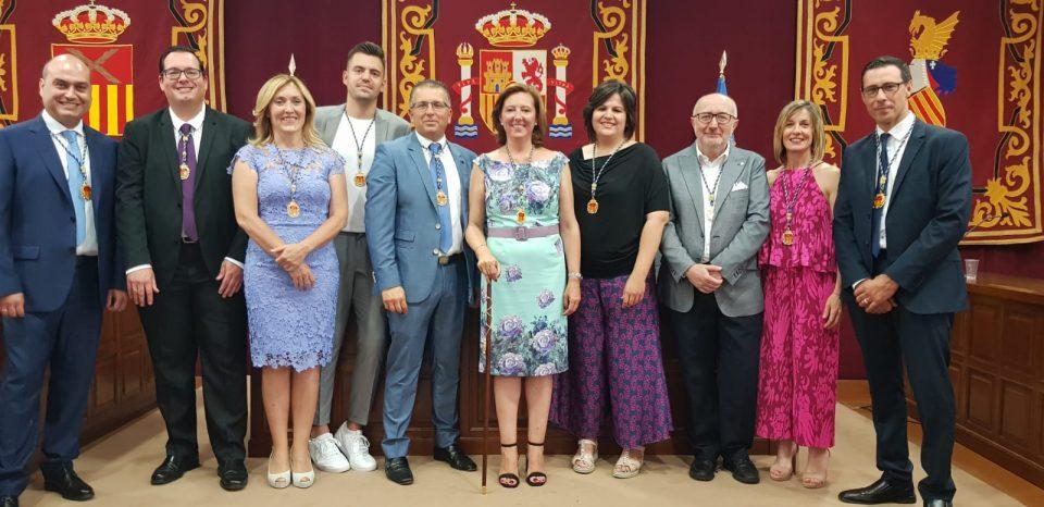 Distribuidas las concejalías en el equipo de gobierno de Almoradí 6