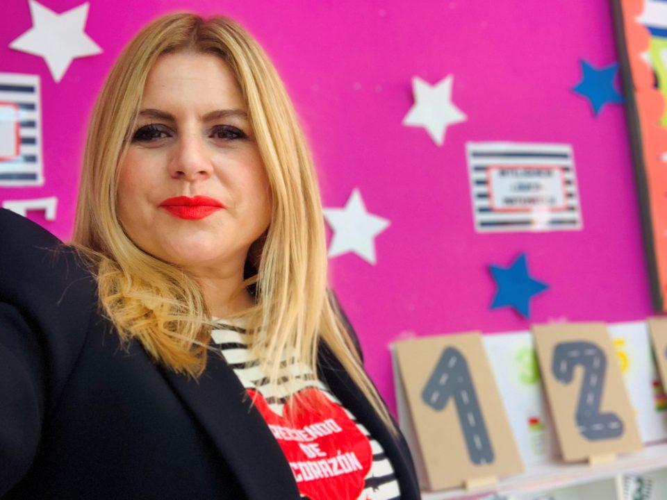 Una profesora oriolana, nombrada Mujer del Año en Murcia por su labor educativa 6