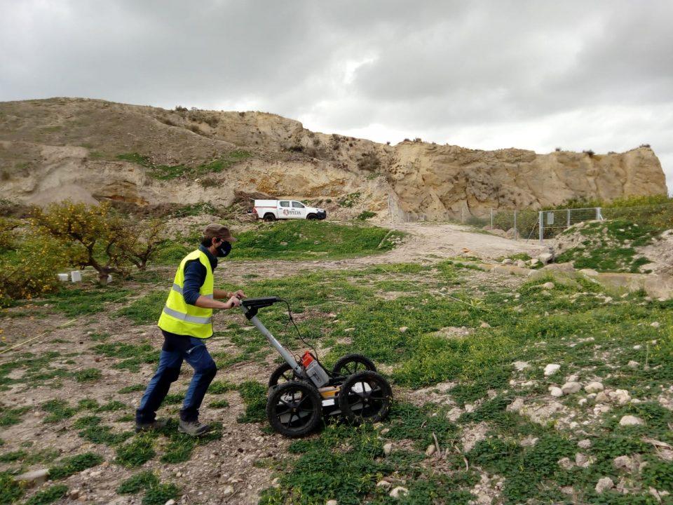 Patrimonio Histórico iniciará en breve la excavación arqueológica en el Yacimiento de Los Saladares 6