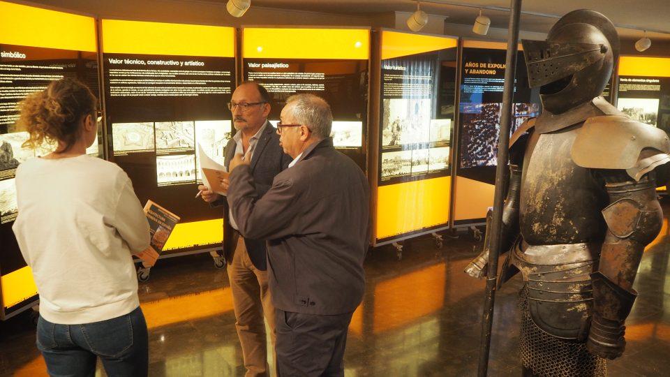 Una exposición en Orihuela muestra la arquitectura defensiva de España 6