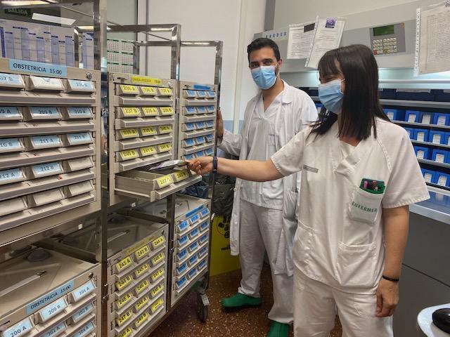 La Farmacia del Hospital Vega Baja amplía su sistema de dispensación de medicamentos 6