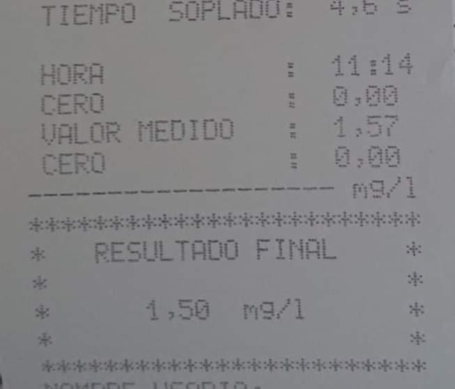 Un conductor sextuplica la tasa de alcoholemia en Orihuela 6