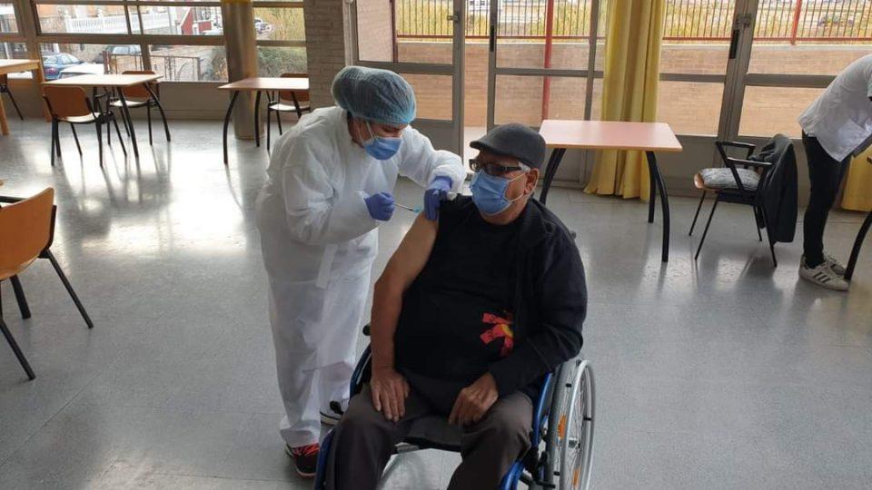 La vacuna contra la COVID19 llega a Orihuela 6