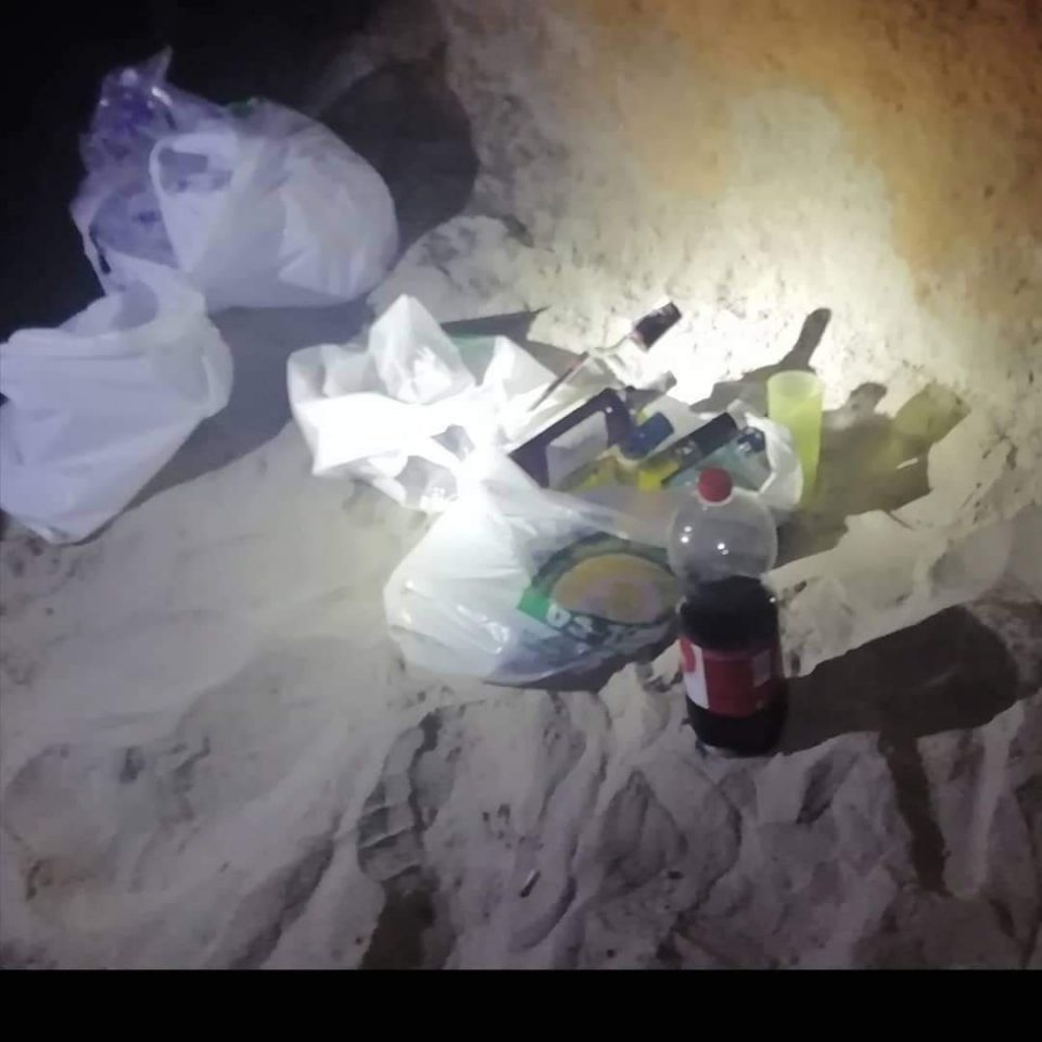 Continúan los botellones en las noches de verano en la Vega Baja 6