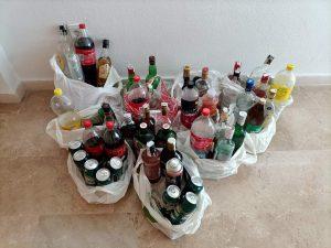 Continúan los botellones en las noches de verano en la Vega Baja 7