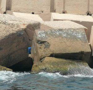 Localizados 22 paquetes de hachís en el Dique de Levante en Torrevieja 7