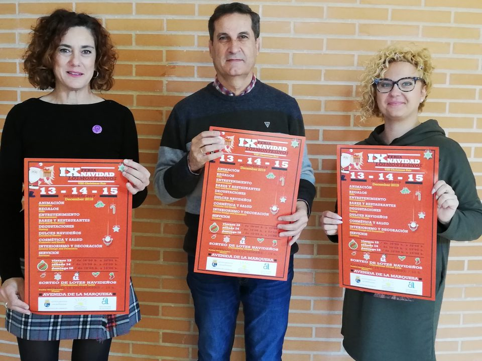 Los Montesinos celebra este fin de semana la Feria de Navidad 6
