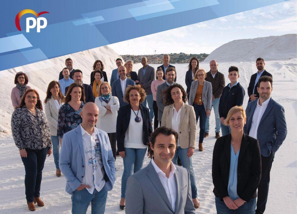 El PP recupera su mayoría absoluta en Torrevieja 6