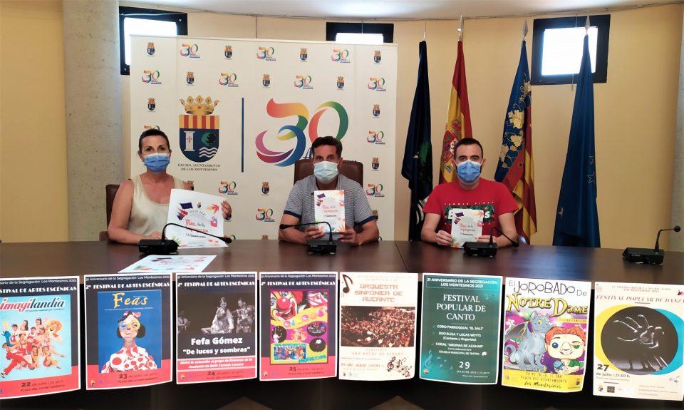 Los Montesinos conmemora sus 31 años de pueblo con una amplia programación cultural 6