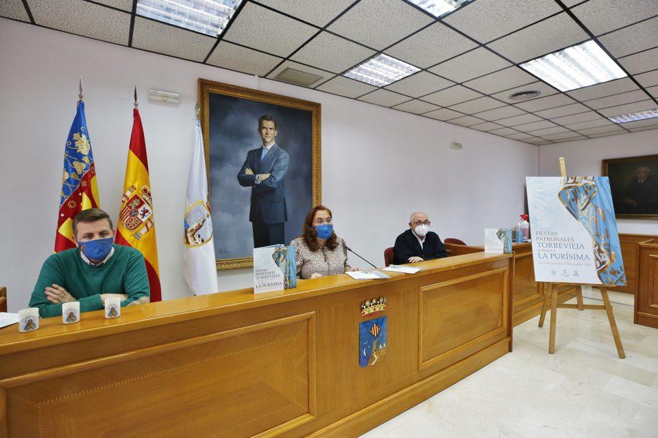 Las fiestas patronales de Torrevieja no contarán con sus principales actos 6