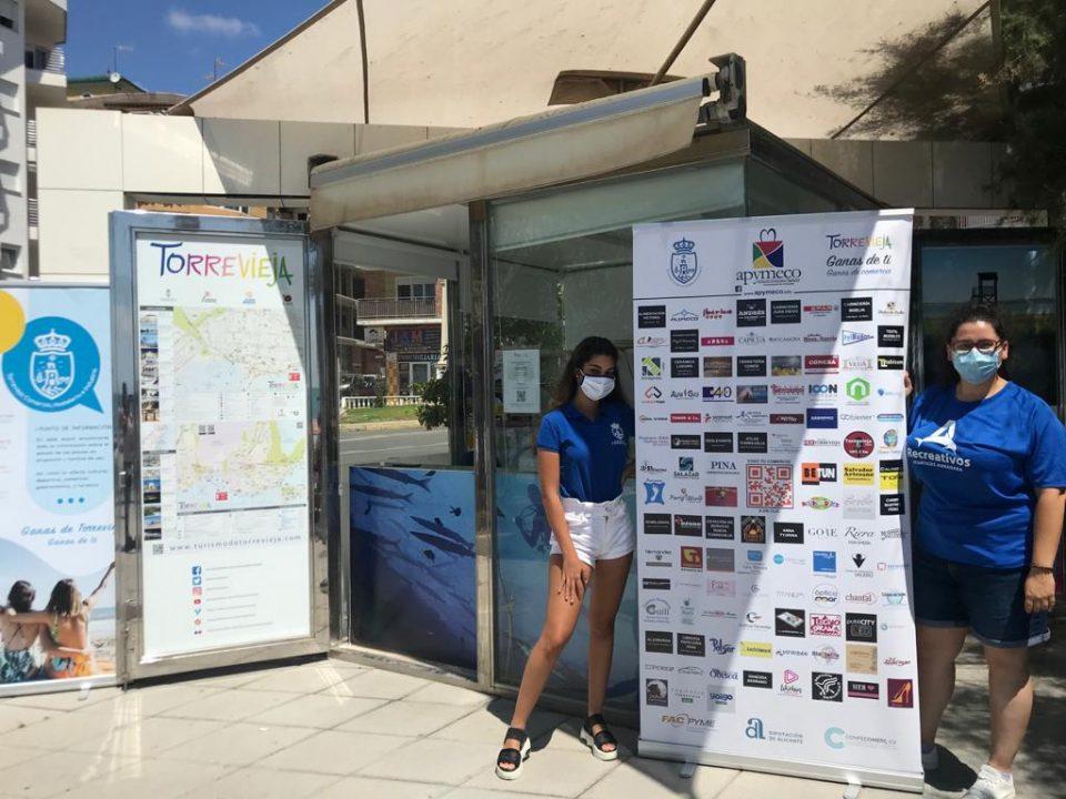Torrevieja finaliza con éxito la campaña de incentivación e información comercial 6