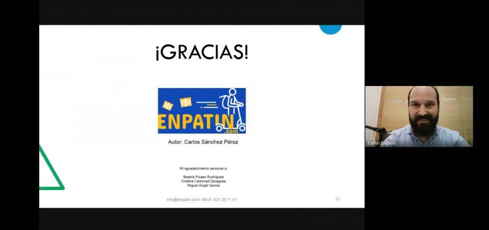 La aplicación EnPatín gana el Concurso de Ideas IDEATHON-HACKATHON de Torrevieja 6