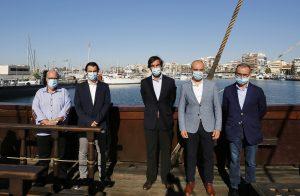 El pailebote Pascual Flores promocionará Torrevieja por aguas españolas y extranjeras 7