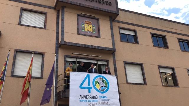 Benejúzar celebra el 40 aniversario del Trasvase Tajo-Segura 6