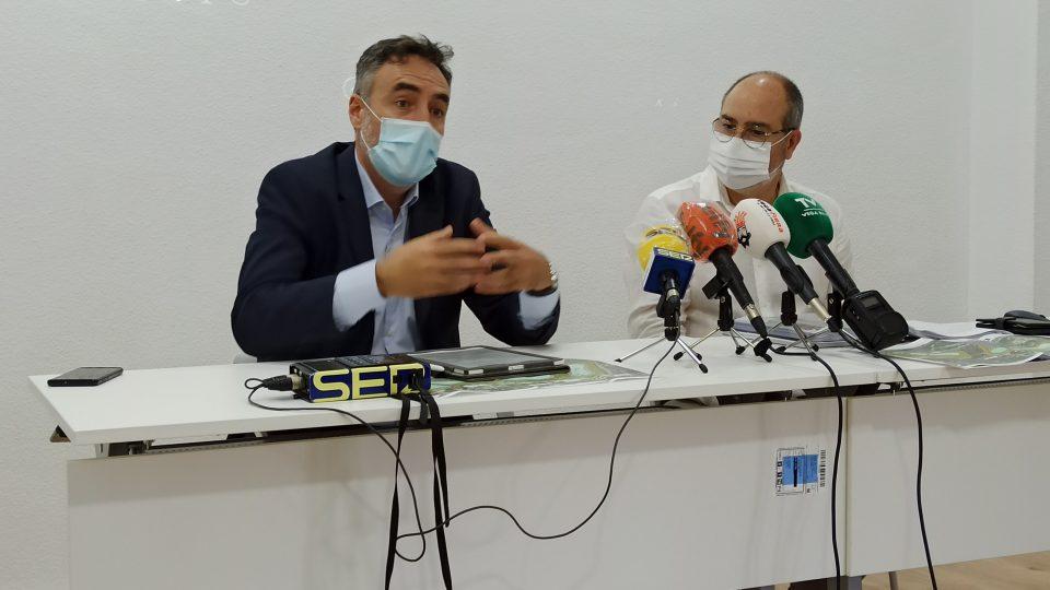 Benejúzar presenta un plan de recuperación de las antiguas instalaciones de la depuradora 6