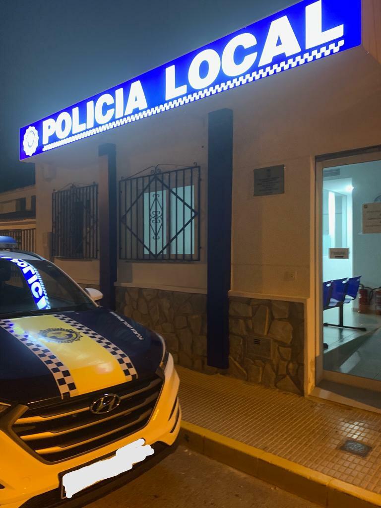 El PP de Benejúzar denuncia la falta de servicio de Policía Local 6