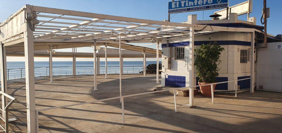 "Cs Torrevieja solicita la apertura al público del área de ""El Tintero"" 6"