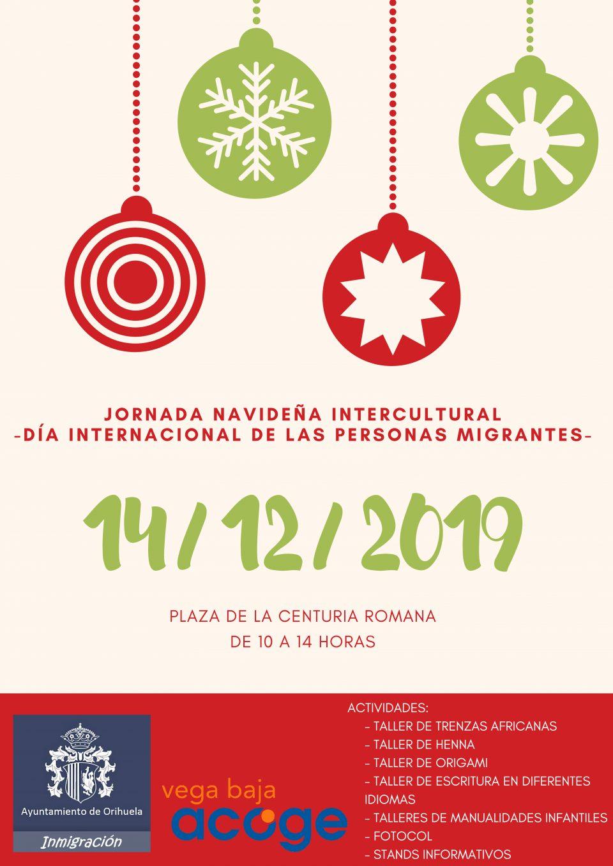 Orihuela conmemorará el Día Internacional de las Personas Migrantes 6